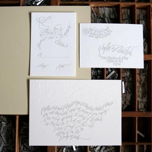 blackbird topomap 500x499 Wedding Invitations   Blackbird Letterpress