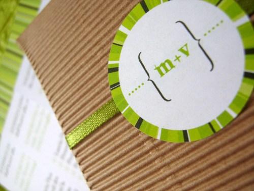 spring green wedding invitation maps detail 500x375 Valentina + Marcos Ireland Inspired Italian Wedding Invitations
