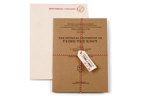 woodgrain urban modern wedding invitations 500x333 Wedding Field Guide Invitations