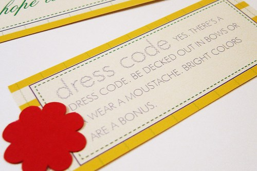 Kate Spade Inspired Birthday Party Invitations3 500x333 Kate Spade Inspired Birthday Party Invitations
