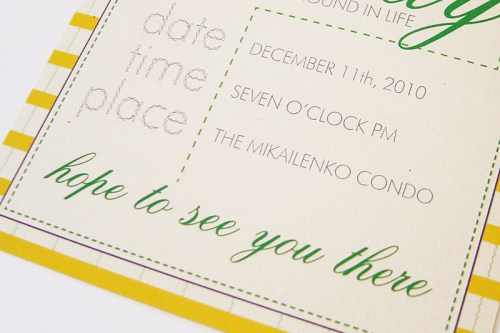 Kate Spade Inspired Birthday Party Invitations5 500x333 Kate Spade Inspired Birthday Party Invitations