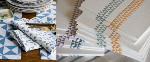 triangles 500x209 More Paper Inspired Pairings