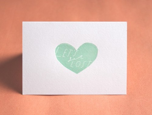 Bread Butter Valentines Day Card 500x378 Seasonal Stationery: Valentines Day Cards, Part 2