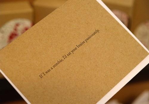 9SpotMonk Letterpress Valentines Day Card1 500x350 {happy weekend!}