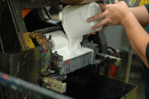 Engraving Printing Process Step6 500x332 The Printing Process: Engraving