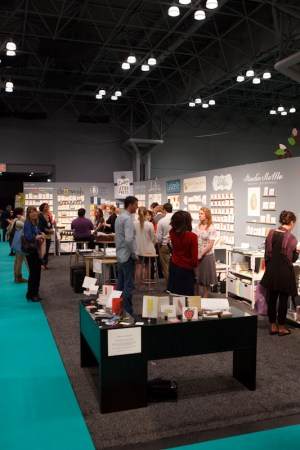 National Stationery Show Ladies of Letterpress 300x450 National Stationery Show 2011   Part 4