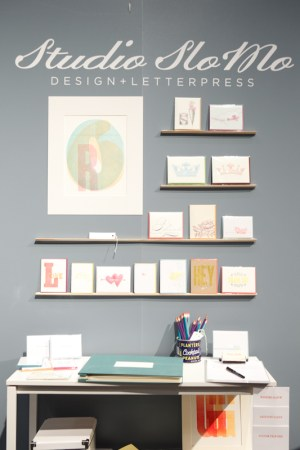 National Stationery Show Ladies of Letterpress19 300x450 National Stationery Show 2011   Part 4