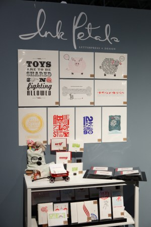 National Stationery Show Ladies of Letterpress28 300x450 National Stationery Show 2011   Part 4