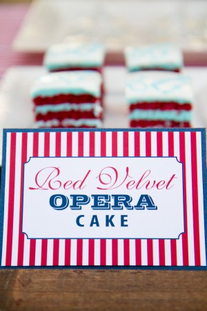 Red White Blue Wedding Stationery Stripes2 300x450 Red, White + Blue Wedding Stationery Inspiration