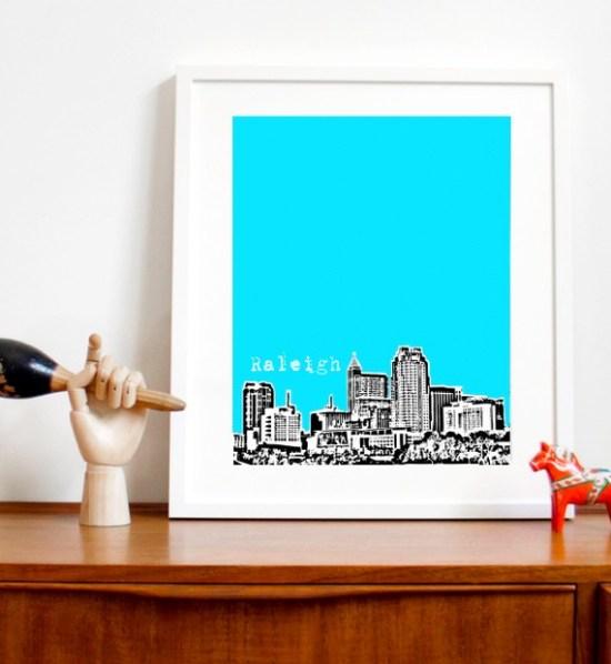 birdAve city series 550x598 Geographic Paper Love