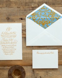 Dotted Blackbird Wedding Collection