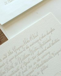 Rustic Lace Blackbird Wedding Collection