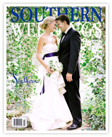 Southern Weddings V4 Cover1 Press