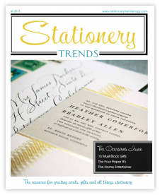 Stationery Trends Cover Press