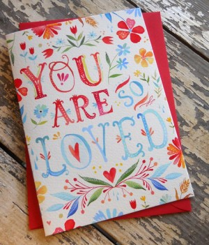 The Wheatfield Love Card 300x351 Seasonal Stationery: Valentines Day Cards, Part 3