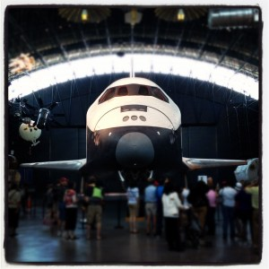 Udvar Hazy Center Space Shuttle 300x300 DC Guide: What To Do