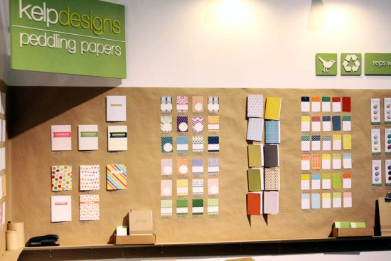 NSS 2012 Kelp Designs 8 550x367 National Stationery Show 2012, Part 11