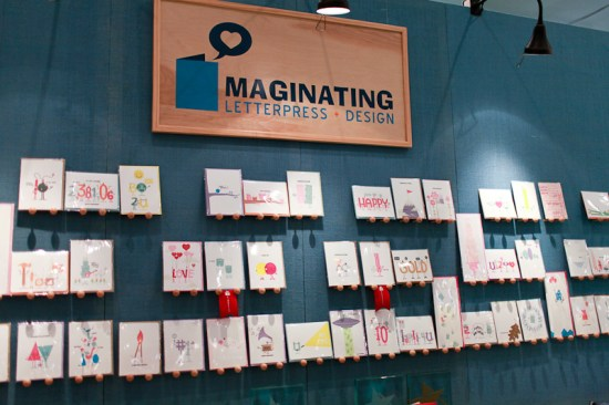 NSS 2012 Maginating 10 550x366 National Stationery Show 2012, Part 10