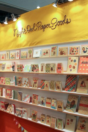 NSS 2012 Night Owl Paper Goods 1 300x449 National Stationery Show 2012, Part 8