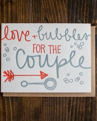 Letterpress Wedding Invitations by 9th Letter Press (15)