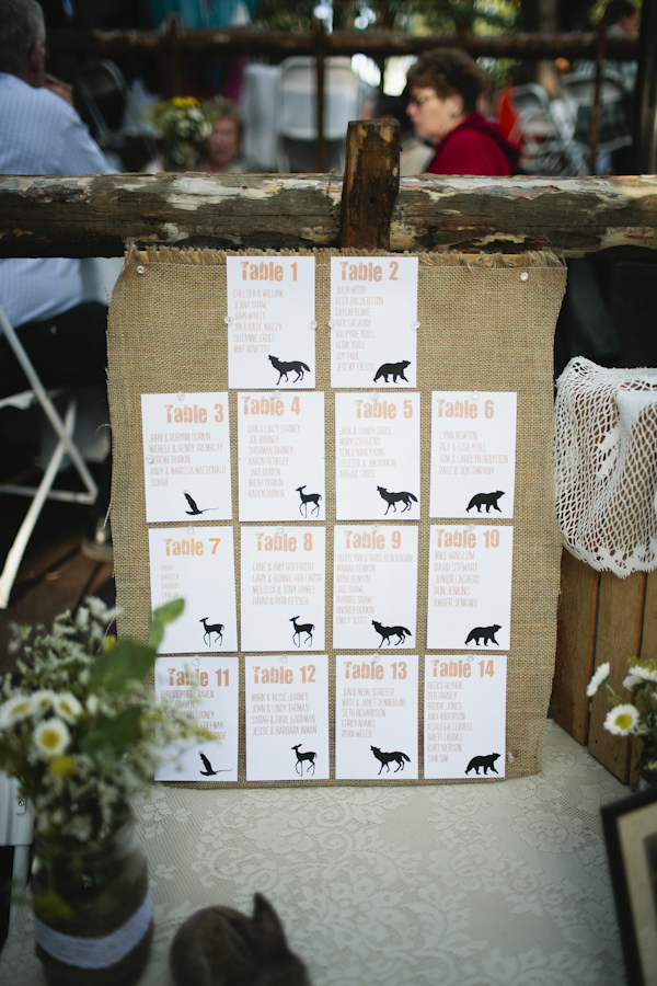 Wedding Stationery Inspiration Seating Charts