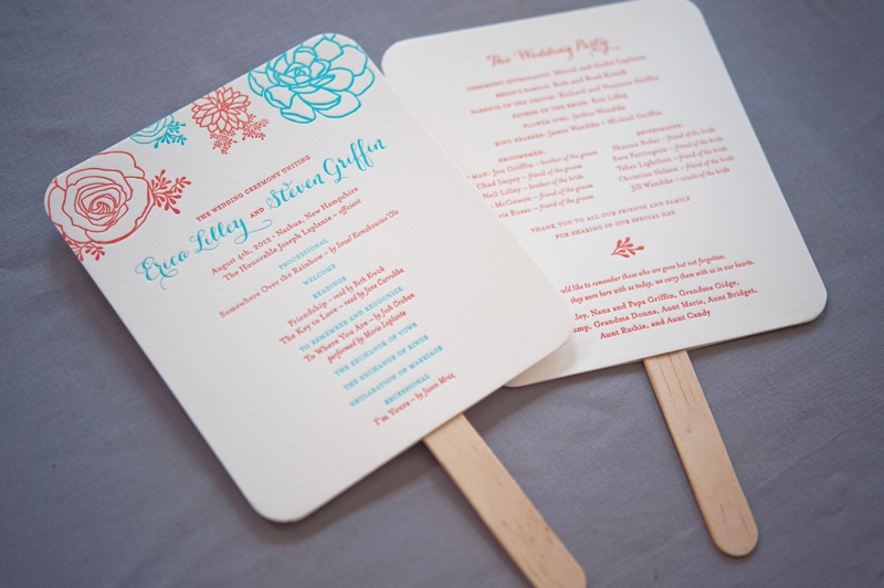 All About Wedding Ceremony Programs