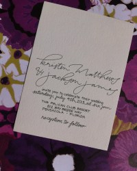 Wedding Invitation Designers - Grey Snail Press (18)