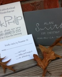 Wedding Invitation Designers - Grey Snail Press (11)