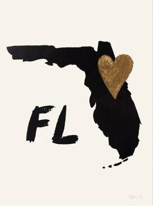 Rocket Ink Home Heart Florida Quick Pick: Rocket Ink