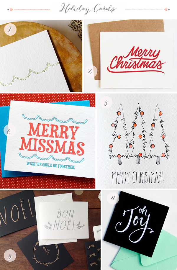 2012 Holiday Cards Part10 Seasonal Stationery: 2012 Holiday Cards, Part 6