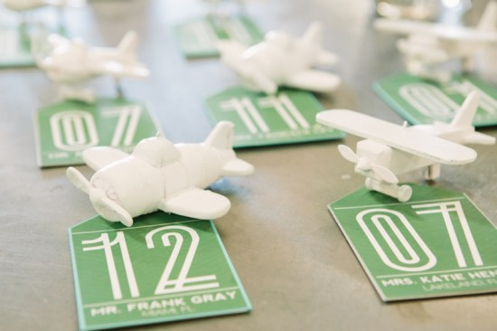 Emerald Green Wedding Escort Cards Ashton Events Justin DeMutiis Photography 550x366 Wedding Stationery Inspiration: Emerald