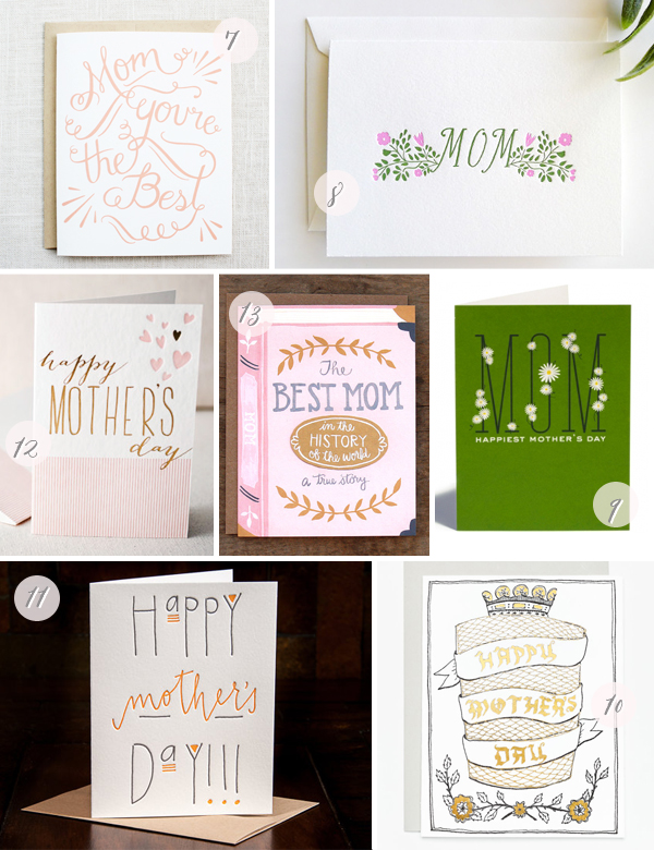 2013 Mothers Day Cards Part2 Seasonal Stationery: Mothers Day Cards