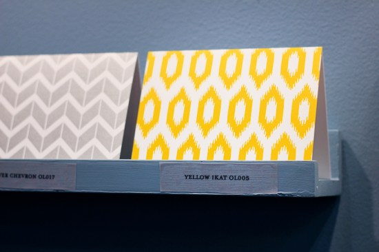 National Stationery Show 2013 Oh So Beautiful Paper Ornamental Letterpress 8 550x366 National Stationery Show 2013, Part 13