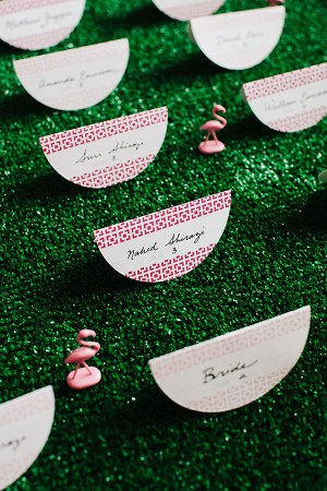 Palm Springs Escort Cards Fig 2 Design Katie Stoops 300x450 Wedding Stationery Inspiration: Palm Springs