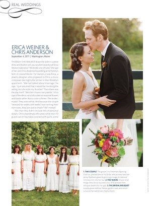 Sneak Peek MSW Fall 2013 Issue Katie Stoops Photography 300x409 Sneak Peek: Martha Stewart Real Weddings Special Issue