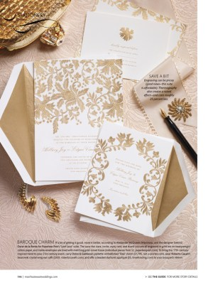 Sneak Peek MSW Fall 2013 Issue2 300x401 Sneak Peek: Martha Stewart Real Weddings Special Issue