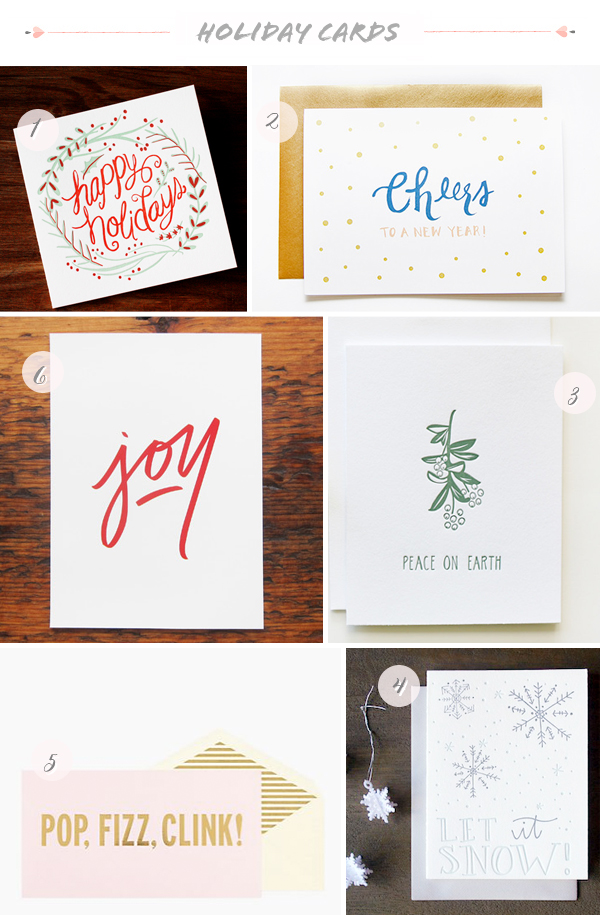 2013 Holiday Cards Part5 Seasonal Stationery: 2013 Holiday Cards, Part 3