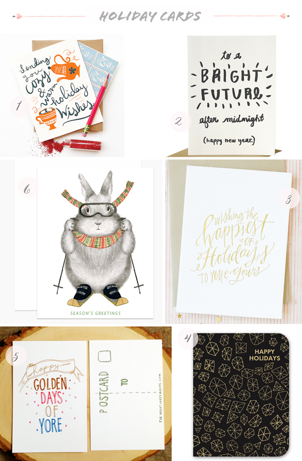 2013 Holiday Cards Part7 Seasonal Stationery: 2013 Holiday Cards, Part 4