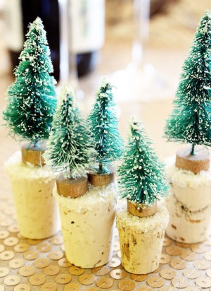 DIY Snowy Tree Wine Stoppers Fabric Paper Glue OSBP1 300x412 DIY Tutorial: Snowy Tree Wine Stoppers