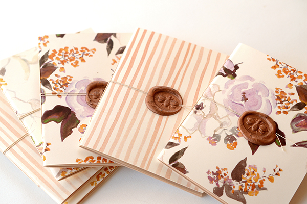 Journal Final 4 DIY Tutorial: Handmade Patterned Notebooks