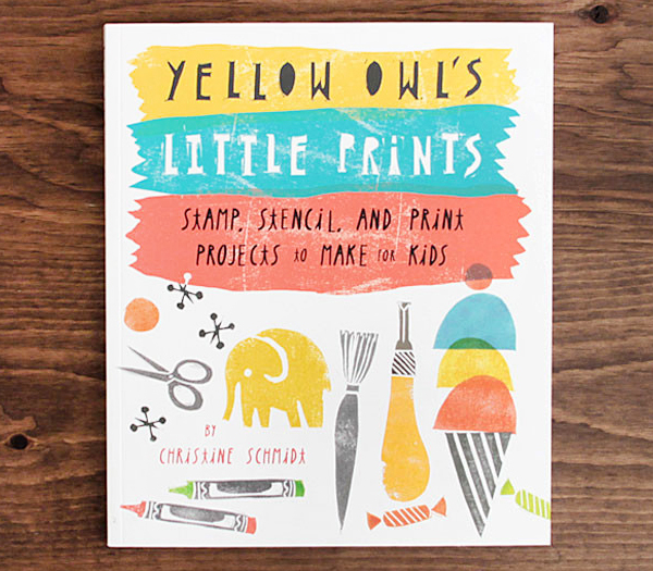 Yellow Owl Workshop Little Prints Cover2 Book Preview: Yellow Owls Little Prints