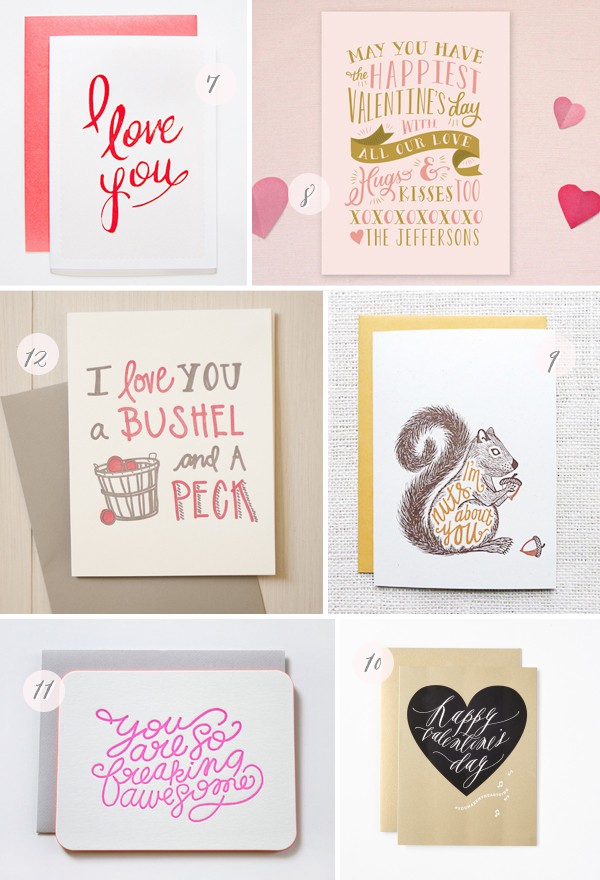 2014 Valentines Day Cards Part4 Seasonal Stationery: Valentines Day, Part 2