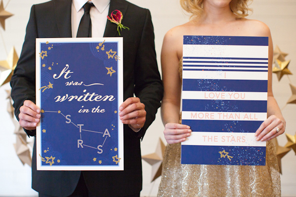 Constellation Wedding Stationery Yuling Designs Love The Nelsons Wedding Stationery Inspiration: Constellations