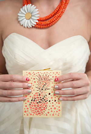 Preppy Palm Beach Wedding Invitations Coral Pheasant10 Preppy Palm Beach Wedding Stationery Inspiration