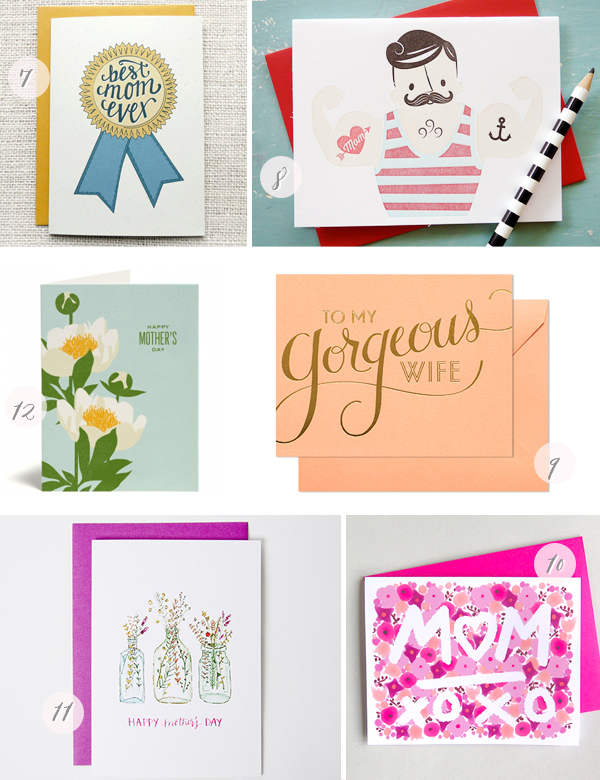 2014 Mothers Day Cards Part4 Seasonal Stationery: Mothers Day, Part 2