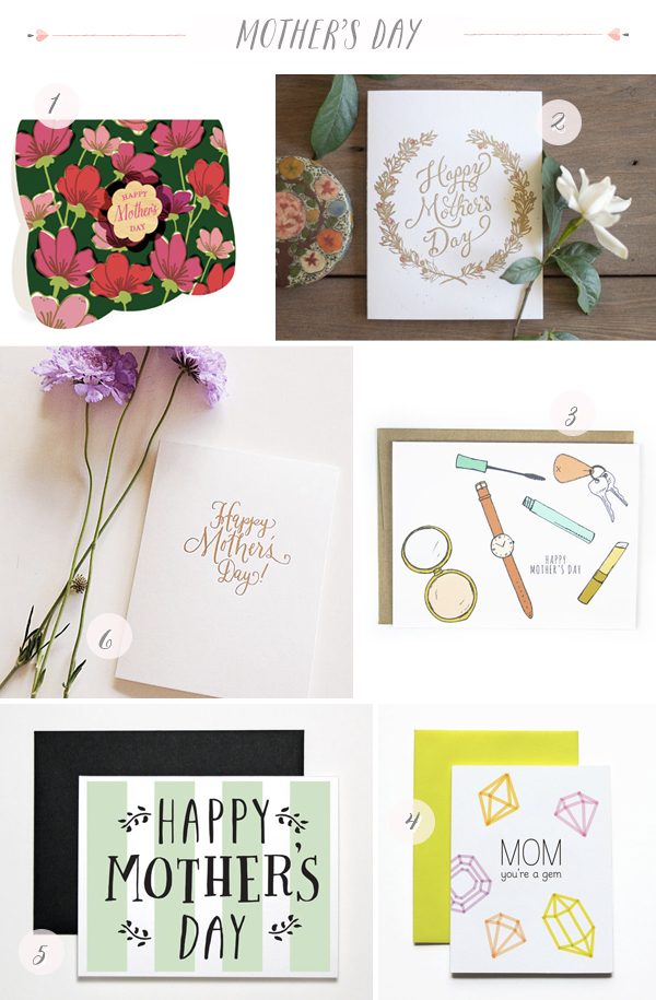 2014 Mothers Day Cards Part5 Seasonal Stationery: Mothers Day, Part 3
