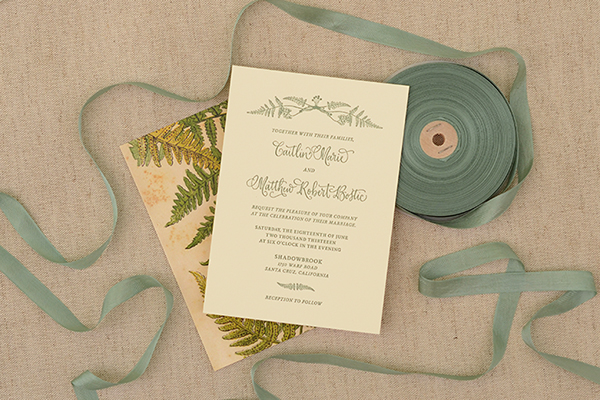 Patterned Backer Final DIY Tutorial: How to Back Invitations with Patterned Paper