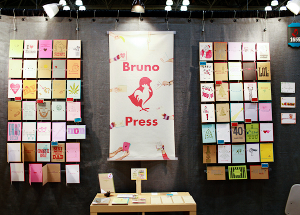 OSBP National Stationery Show 2014 Bruno Press 1 National Stationery Show 2014, Part 4