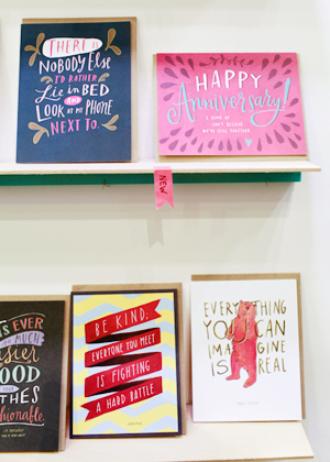 OSBP National Stationery Show 2014 Emily McDowell 22 National Stationery Show 2014, Part 3