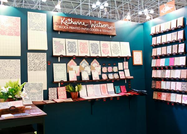 OSBP National Stationery Show 2014 Katharine Watson 2 National Stationery Show 2014, Part 4